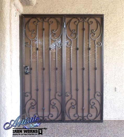 1000 ideas about security screen doors on