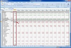 Miete Berechnen : spartipp haushaltsbuch mit excel einnahmen und ausgaben kontrollieren bilder screenshots ~ Themetempest.com Abrechnung