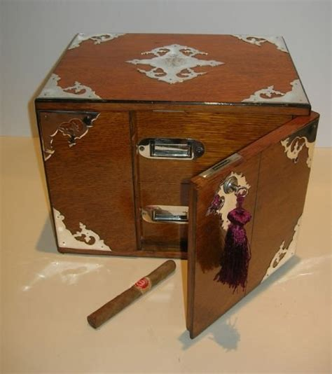 Cigar Cabinet Humidor Uk by Antique Oak Humidor Cigar Cabinet Grand