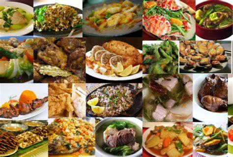 cuisine philippine philippine cuisine recipes food recipes