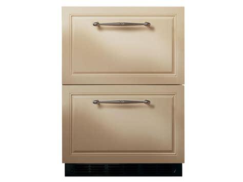 monogram zidihii  custom panel double drawer
