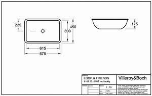Loop And Friends : villeroy boch loop friends unterbauwaschtisch 61 5 cm megabad ~ Eleganceandgraceweddings.com Haus und Dekorationen