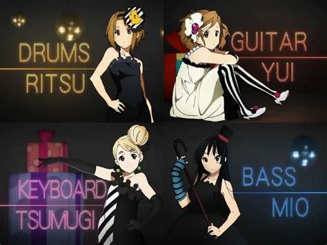 anime wallpaper hd k on megapost k on temp 1 176 2 176 single op ed mf identi