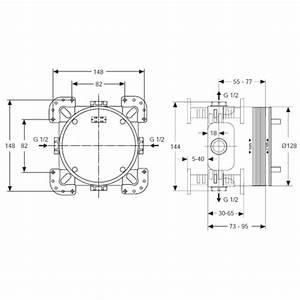 Ideal Standard Duscharmatur Unterputz : ideal standard unterputz bausatz 1 easy box f r einhebelmischer ~ Yasmunasinghe.com Haus und Dekorationen