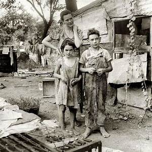 A Look Back At Life During The Great Depression - Barnorama