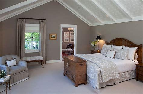 decorate rooms  slanted ceiling design ideas