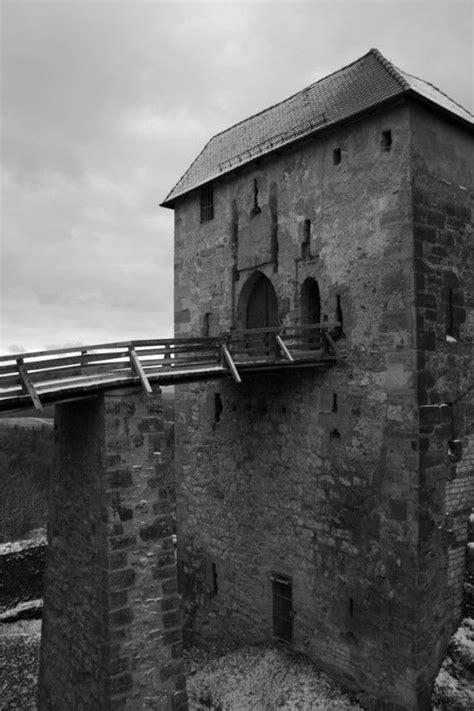 Seat Schwäbisch Gmünd by Hohenstaufen Castle Is A Ruin Lying Above The Town Of