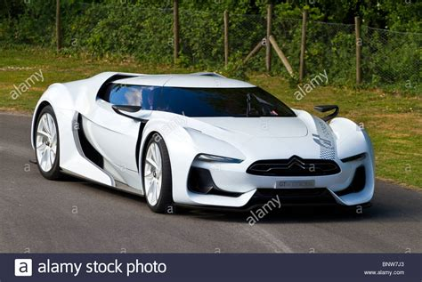 2008 Citroen Gt Concept Car At The 2018 Goodwood Festival