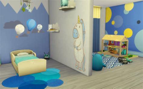 chambre sims 3 sims 4 chambre bambin no cc toddler bedroom