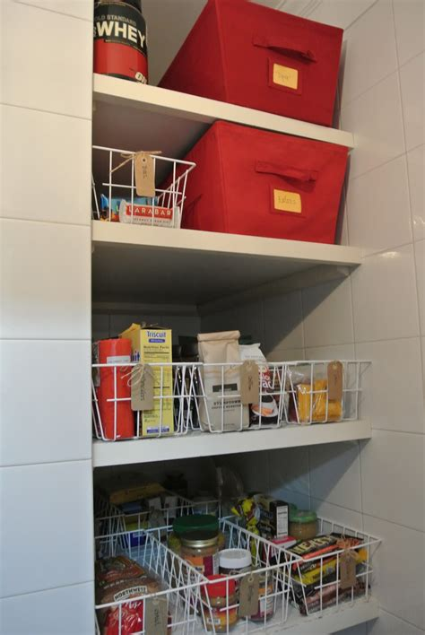 Organizing A Pantry With Deep Shelves For Everyday Use