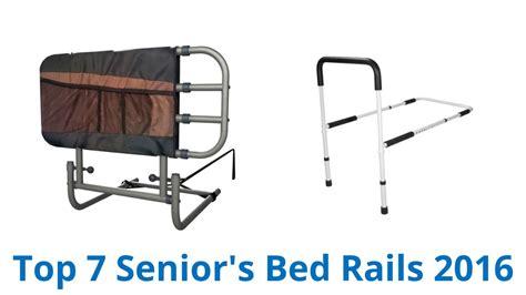rails bed senior