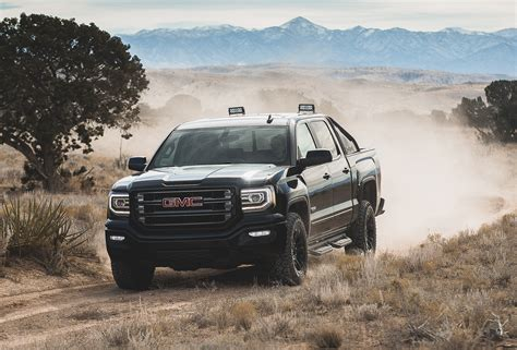 gmc sierra  terrain  special edition launched