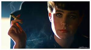 Blade Runner - Rachel by MaxHitman on DeviantArt