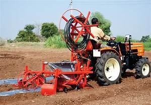 Attachments For Tillers And Tractors