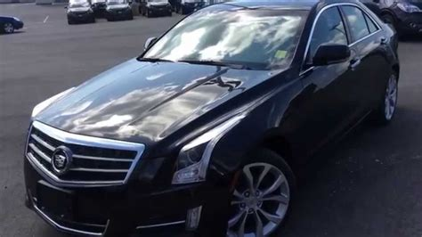 cadillac ats review boyer pickering  youtube