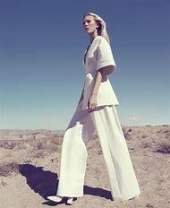 White Fashion Editorial