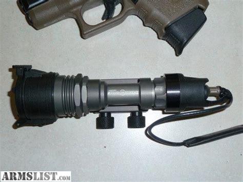Surefire Weapon Lights by Armslist For Sale Surefire Weapon Mounted Light