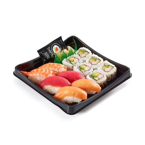 sushi cali shogun combo seafood combo bento sushi
