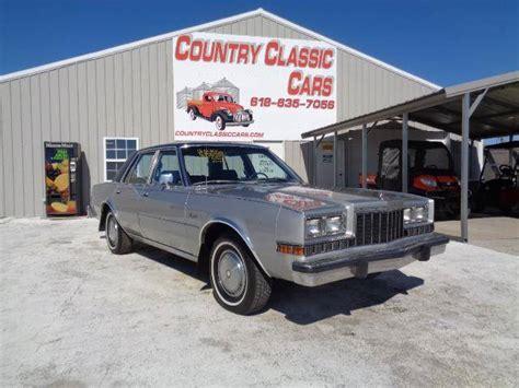 Dodge Diplomat For Sale by 1982 Dodge Diplomat For Sale 2081689 Hemmings Motor News