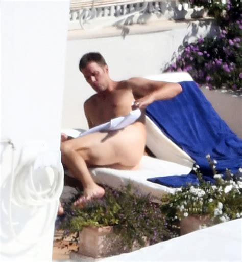 Tom brady fake nude