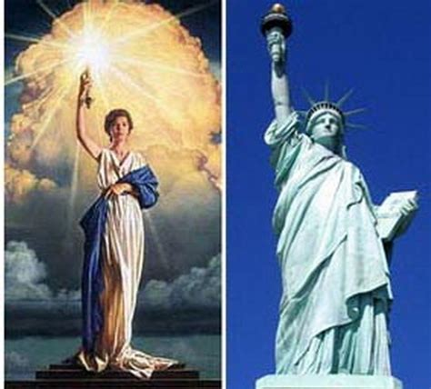 Image result for statue of liberty is really columbia