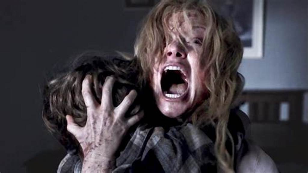 #Mother #Dearest #How #The #Babadook #Inverts #The #Horror