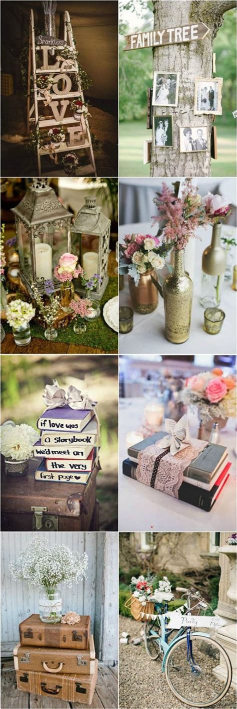 30 Stunning Vintage Wedding Ideas For Spring/Summer