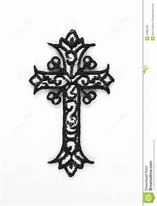 Ornate Cross Clipart - Clipart Suggest