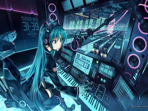 Gorgeous Anime Wallpaper - high tech wallpaper hd 77 images