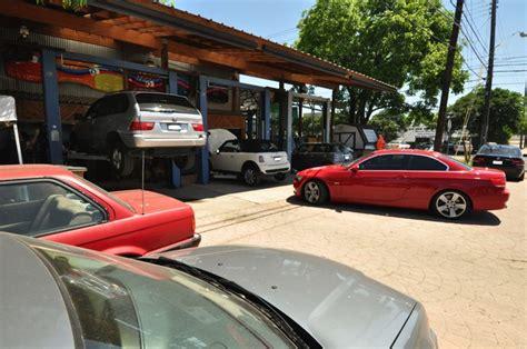 bmw repair  terry sayther automotive  austin tx