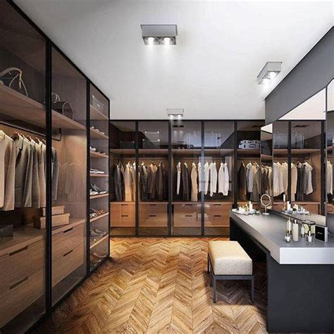 20+ Dreamy Walkin Closet Ideas  From Luxe With Love