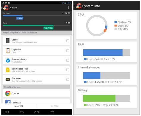 ccleaner for android degtech ccleaner for android v1 13 50 apk is here