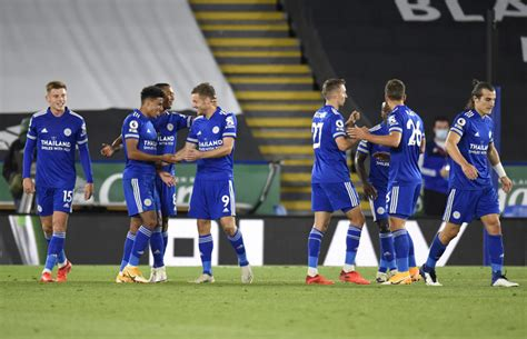 4-1-4-1 Leicester City Predicted Lineup Vs West Ham United ...