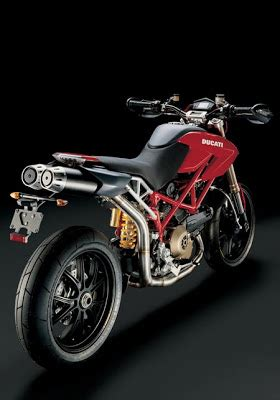 Gambar Motor Ducati Hypermotard by Motor Sport Gambar Ducati Hypermotard Concept