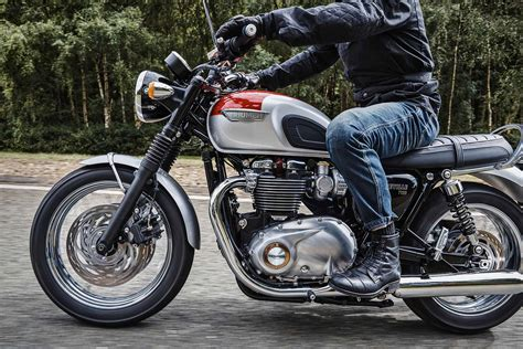 Review Triumph by 2017 Triumph Bonneville T120 Review