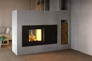 Kamin Als Raumtrenner : durchsichtkamin tunnelkamin als raumtrenner hausbau pinterest raumteiler und kamine ~ Sanjose-hotels-ca.com Haus und Dekorationen