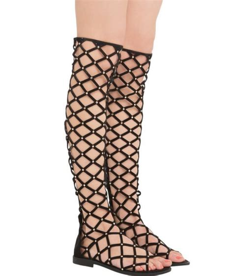Lazer Boot by Laser Cut Boot Sandals Boot Sandal