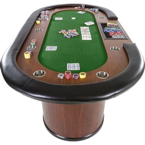 table de poker  couleurs de tapis  cm  personnes