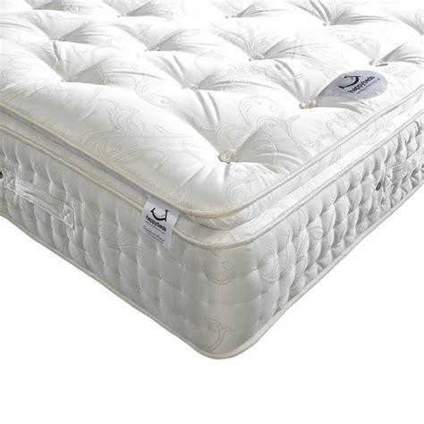 Happy Beds Signature 2000 Natural Pocket Sprung Pillowtop