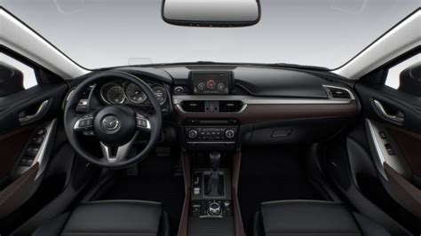 2019 Mazda 6 Interior Styling Design
