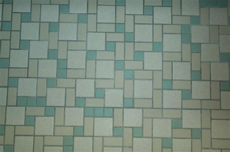 colorful mosaic floor tiles highlight s mid century
