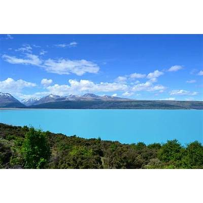 Lake Pukaki – Sprinkling the faerydust of life