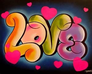 Love graffiti | Graffiti