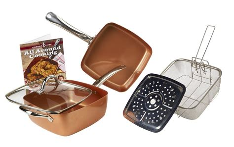copper chef cookware copper cookware review should you buy