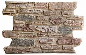 Fassadenverkleidung Steinoptik Aussen : wandverkleidung steinoptik innen und au enr ume mit einer steinimitat wandverkleidung gestalten ~ Orissabook.com Haus und Dekorationen