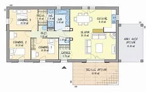 maison manon 90 les maisons de manon 90 m2 faire With faire plan de sa maison 2 maison pour primo accedants detail du plan de maison