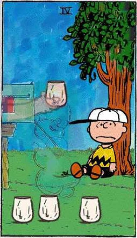 Peanuts Tarot Snoopy, Charlie Brown, And The Gang