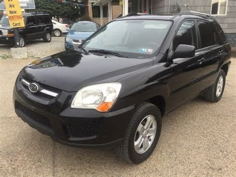 2009 Kia Sportage Reviews by 2009 Kia Sportage Read Owner And Expert Reviews Prices