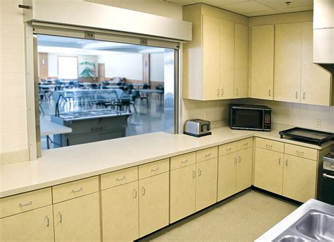 Custom Commercial Casework Cabinets Racks, Care Facility