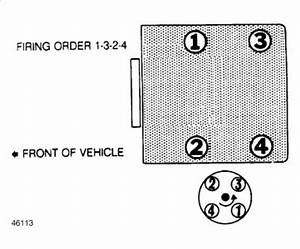 1984 Subaru Gl Spark Plug Wiring Diagram  Can You Tell Me